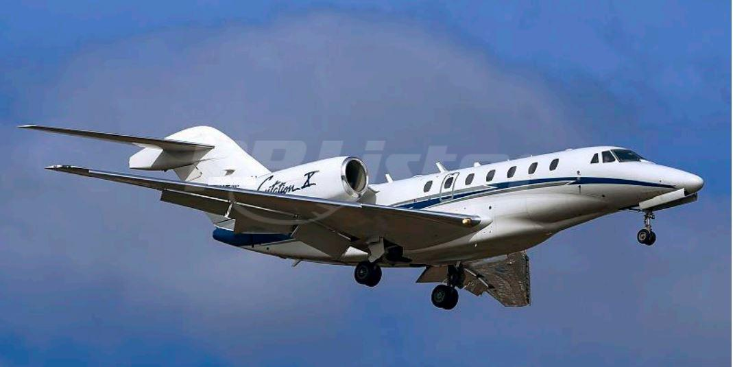 Cessna Citation X 1